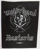 Motorhead - 'Bastards' Giant Backpatch